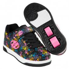 Heelys X2 Dual Up Black-Multi-Hands